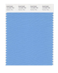 PANTONE SMART swatch 15-4225 TCX Alaskan Blue
