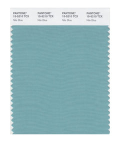 PANTONE SMART swatch 15-5210 TCX Nile Blue