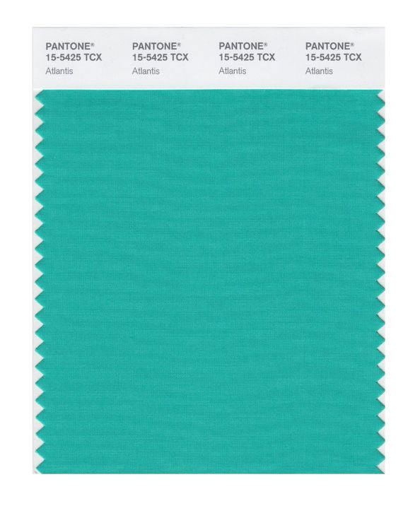 PANTONE SMART swatch 15-5425 TCX Atlantis