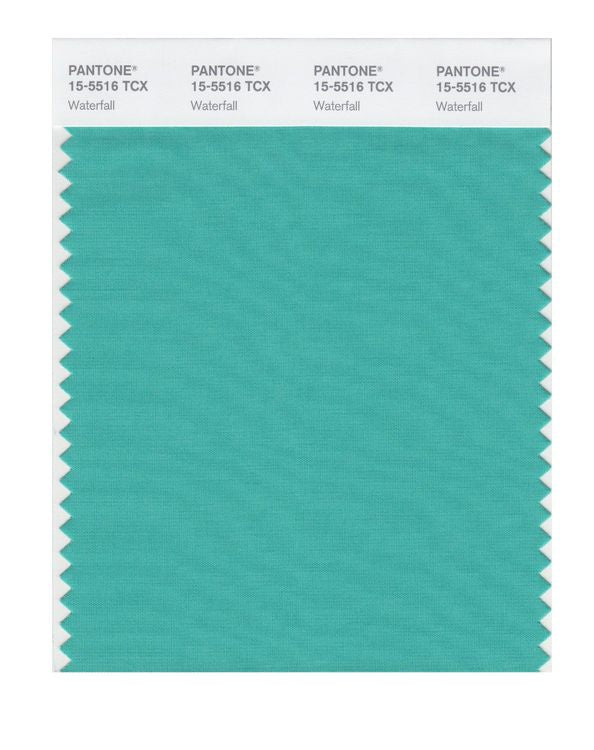 PANTONE SMART swatch 15-5516 TCX Waterfall