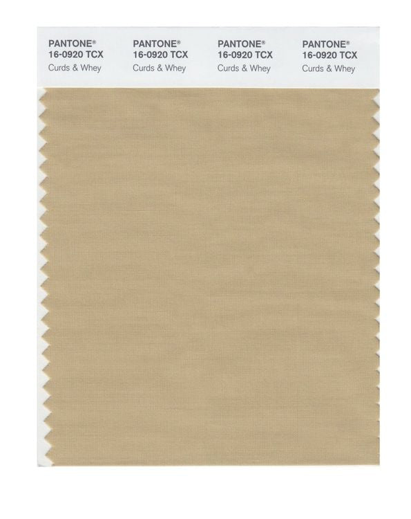 PANTONE SMART swatch 16-0920 TCX Curds & Whey