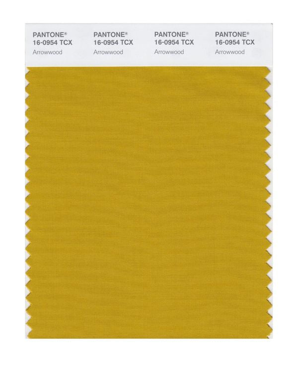 PANTONE SMART swatch 16-0954 TCX Arrowwood