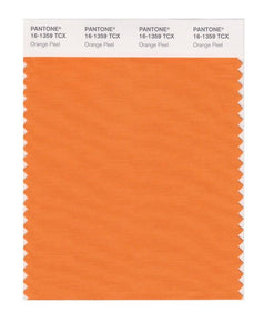 PANTONE SMART swatch 16-1359 TCX Orange Peel