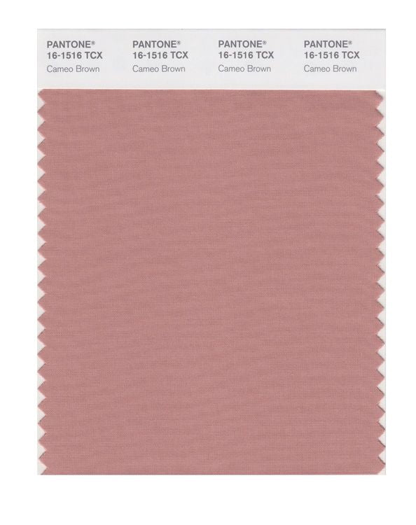 PANTONE SMART swatch 16-1516 TCX Cameo Brown