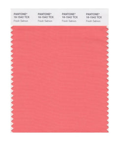 PANTONE SMART swatch 16-1542 TCX Fresh Salmon