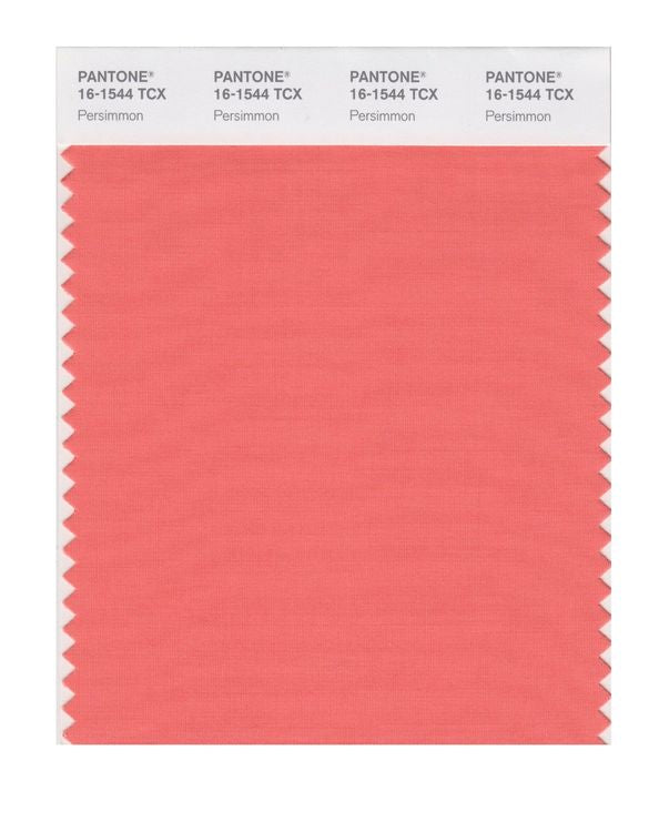 PANTONE SMART swatch 16-1544 TCX Persimmon