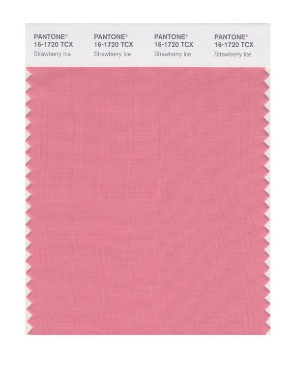 PANTONE SMART swatch 16-1720 TCX Strawberry Ice