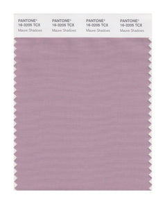 PANTONE SMART swatch 16-3205 TCX Mauve Shadows
