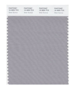 PANTONE SMART swatch 16-3850 TCX Silver Sconce