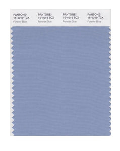 PANTONE SMART swatch 16-4019 TCX Forever Blue