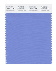 PANTONE SMART swatch 16-4031 TCX Cornflower Blue