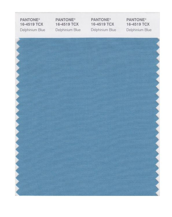 PANTONE SMART swatch 16-4519 TCX Delphinium Blue
