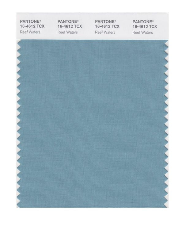 PANTONE SMART swatch 16-4612 TCX Reef Waters