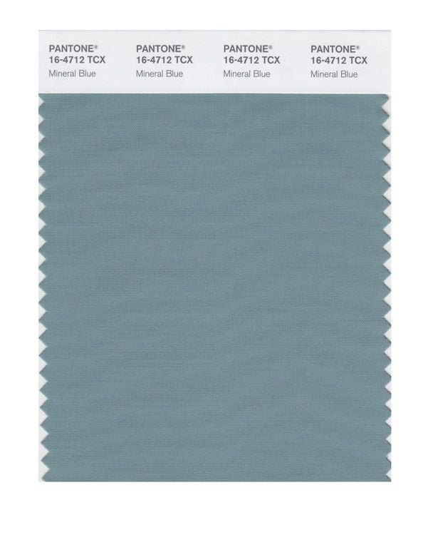 PANTONE SMART swatch 16-4712 TCX Mineral Blue