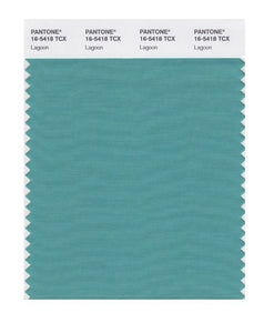 PANTONE SMART swatch 16-5418 TCX Lagoon