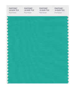 PANTONE SMART swatch 16-5425 TCX Pool Green