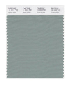 PANTONE SMART swatch 16-5806 TCX Green Milieu