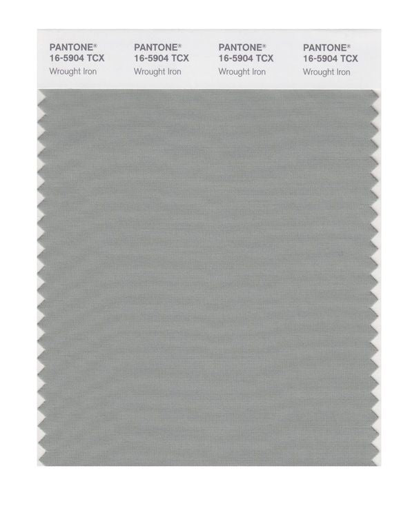 PANTONE SMART swatch 16-5904 TCX Wrought Iron