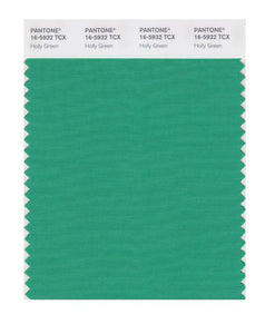PANTONE SMART swatch 16-5932 TCX Holly Green