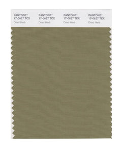 PANTONE SMART swatch 17-0627 TCX Dried Herb