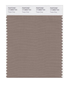 PANTONE SMART swatch 17-0808 TCX Taupe Gray