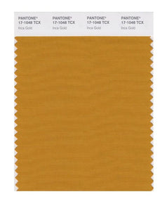 PANTONE SMART swatch 17-1048 TCX Inca Gold
