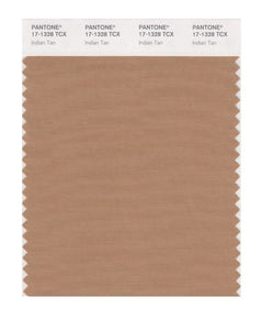 PANTONE SMART swatch 17-1328 TCX Indian Tan