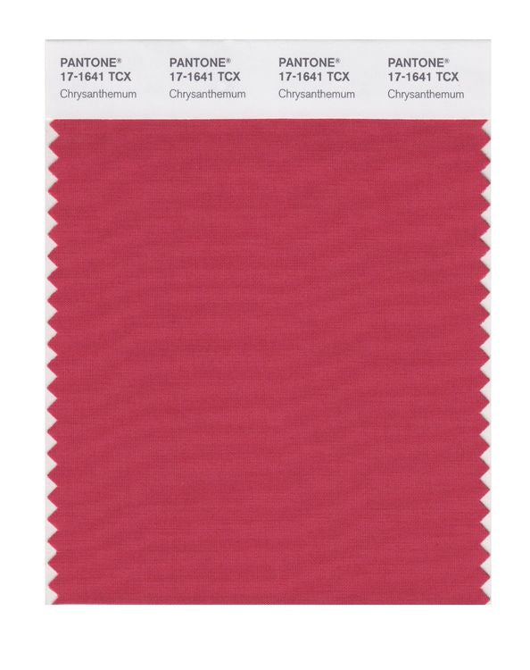 PANTONE SMART swatch 17-1641 TCX Chrysanthemum