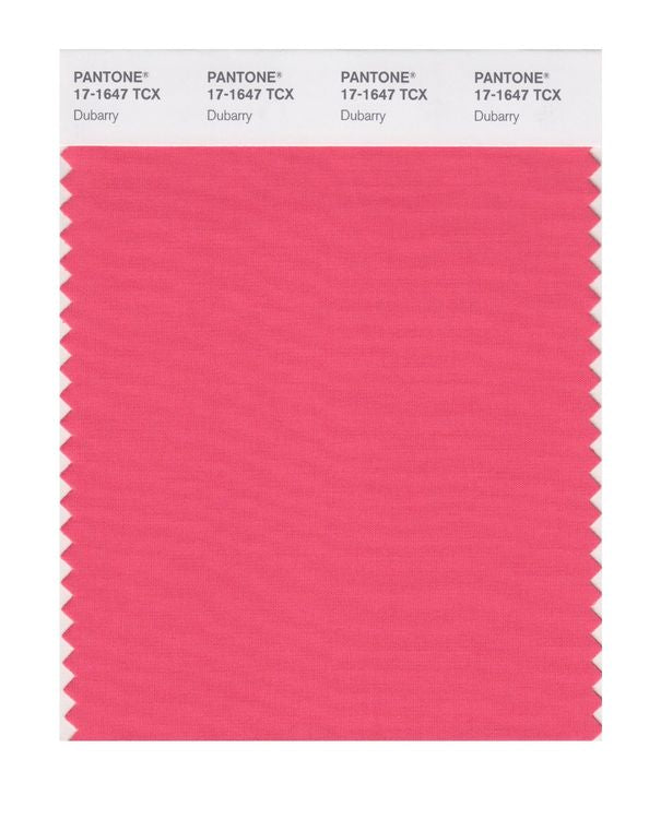 PANTONE SMART swatch 17-1647 TCX Dubarry