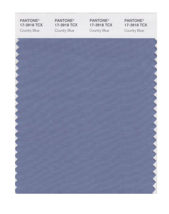 PANTONE SMART swatch 17-3918 TCX Country Blue