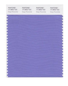 PANTONE SMART swatch 17-3932 TCX Deep Periwinkle