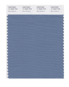 PANTONE SMART swatch 17-4020 TCX Blue Shadow
