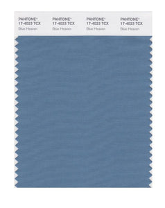 PANTONE SMART swatch 17-4023 TCX Blue Heaven