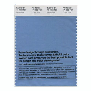 PANTONE SMART swatch 17-4032 TCX Lichen Blue