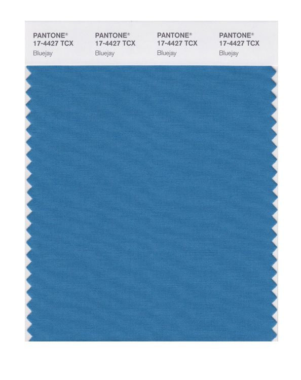 PANTONE SMART swatch 17-4427 TCX Bluejay
