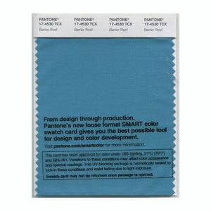 PANTONE SMART swatch 17-4530 TCX Barrier Reef