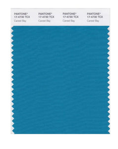 PANTONE SMART swatch 17-4730 TCX Caneel Bay