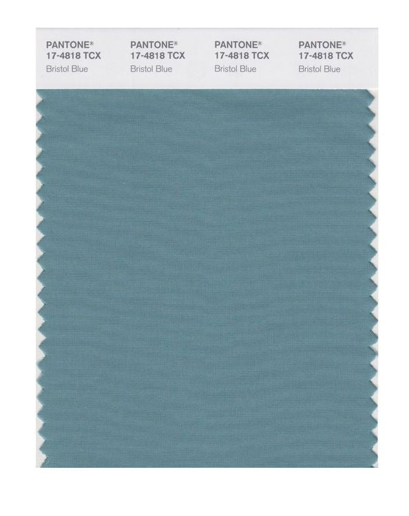 PANTONE SMART swatch 17-4818 TCX Bristol Blue
