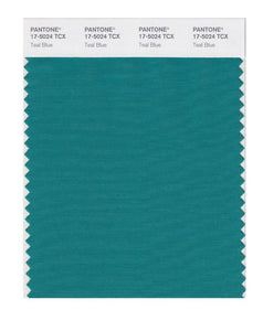 PANTONE SMART swatch 17-5024 TCX Teal Blue