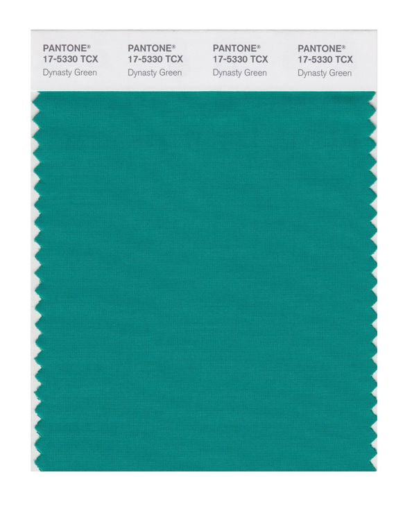 PANTONE SMART swatch 17-5330 TCX Dynasty Green
