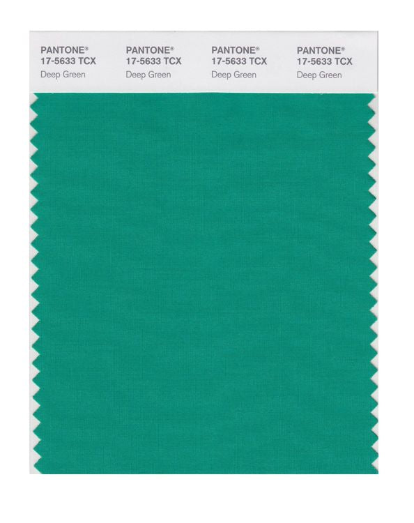 PANTONE SMART swatch 17-5633 TCX Deep Green