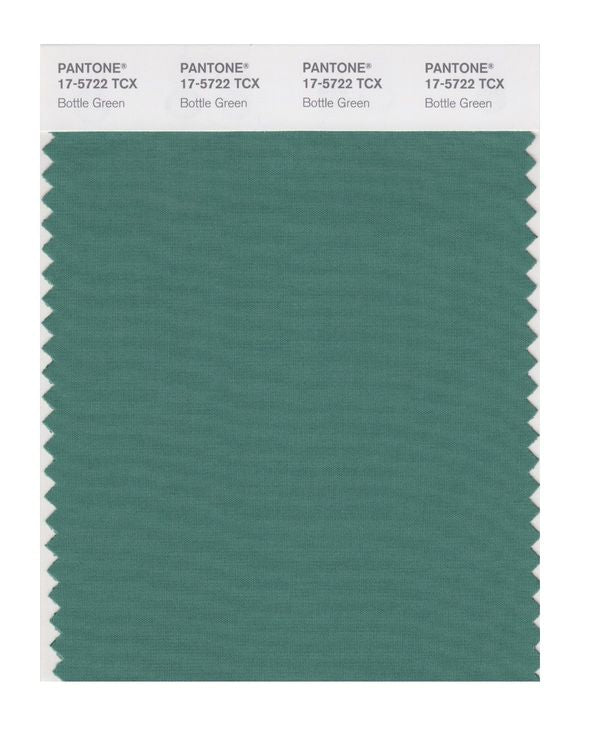 PANTONE SMART swatch 17-5722 TCX Bottle Green