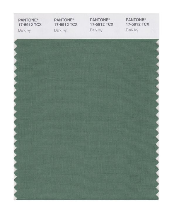 PANTONE SMART swatch 17-5912 TCX Dark Ivy