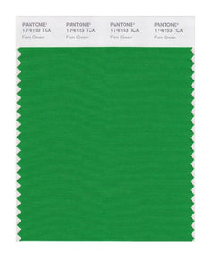PANTONE SMART swatch 17-6153 TCX Fern Green