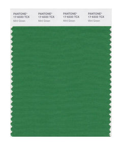 PANTONE SMART swatch 17-6333 TCX Mint Green