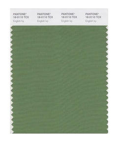 PANTONE SMART swatch 18-0110 TCX English Ivy