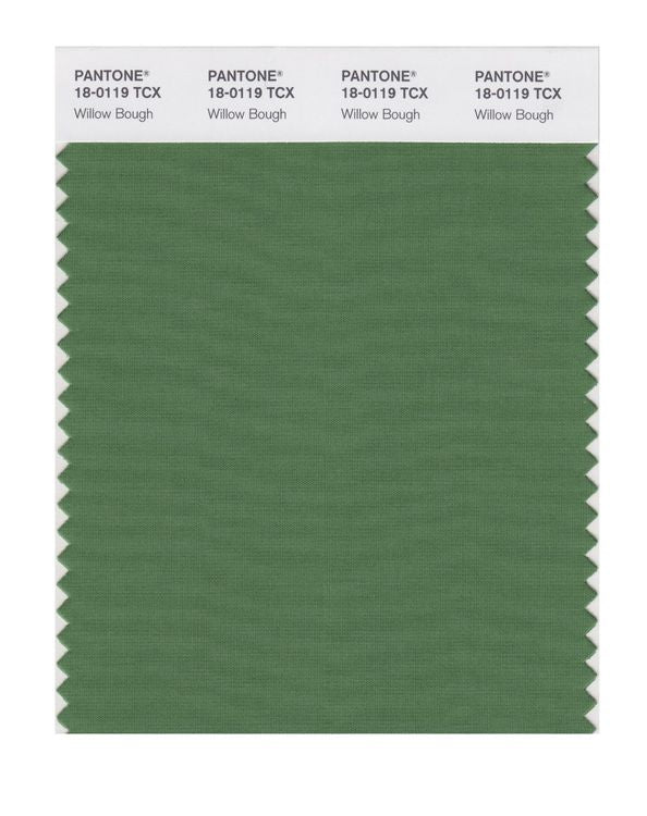 PANTONE SMART swatch 18-0119 TCX Willow Bough