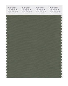 PANTONE SMART swatch 18-0420 TCX Four Leaf Clover