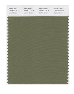 PANTONE SMART swatch 18-0422 TCX Loden Green