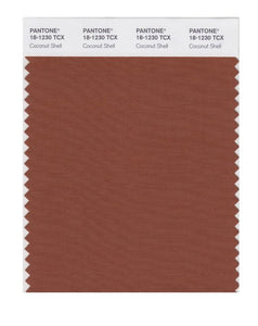 PANTONE SMART swatch 18-1230 TCX Coconut Shell